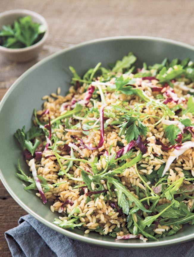 orzo radicchio radicchio arugula amp arugula salads bowls eat salads ...