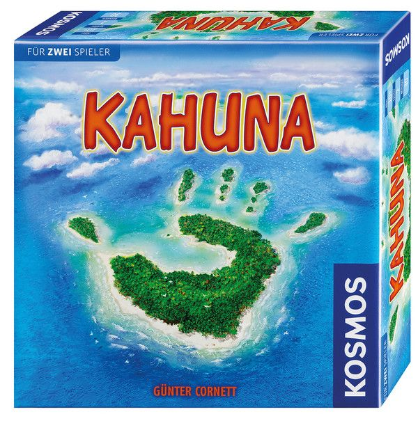 Kahuna | Erwachsenenspiele | Spiele | Spielware | KOSMOS