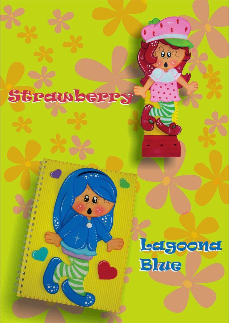 Miss Dorita: Strawberry