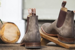 R.M. Williams Turnout Yearling Boots