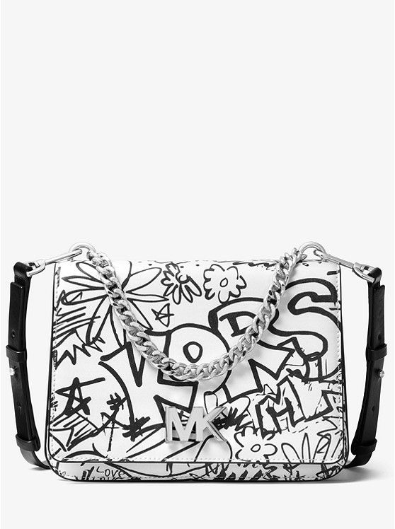 aa0730d6f6ab62 Mott Large Graffiti Leather Crossbody_preview0 | Wishlist - Bags in ...