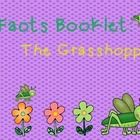 This fact booklet on grasshoppers is a great resource to use for doing a research project on insects with your kindergarten class.  It is difficult...