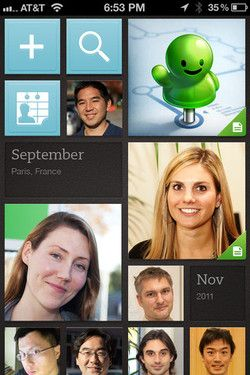 Tiles - Evernote Hello