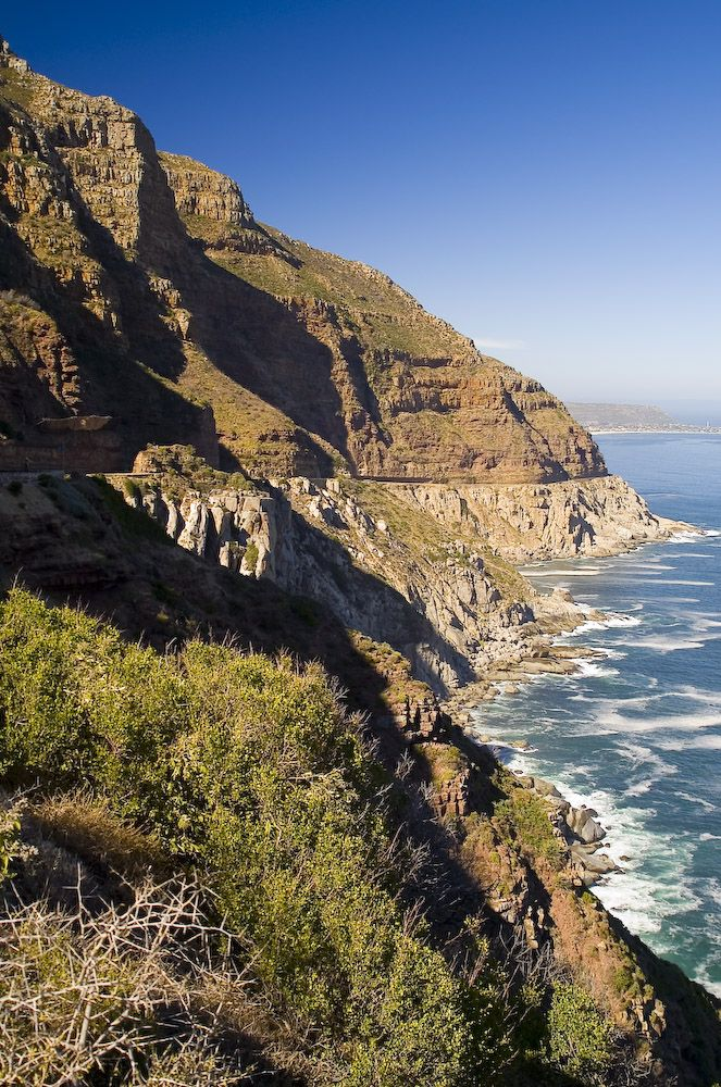 Discover magnificent scenery on a Chapman's Peak Drive, Cape Town