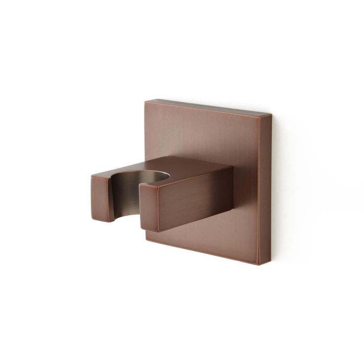 Square Hand Shower Bracket - Oil Rubbed Bronze