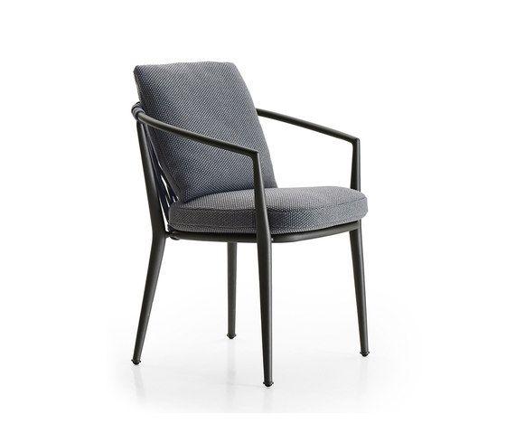 Erica by B&B Italia | Restaurant chairs