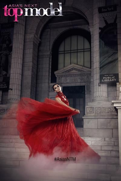 Eps. 8 Glamour Photo Shoot - Aastha — at Resorts World at Sentosa