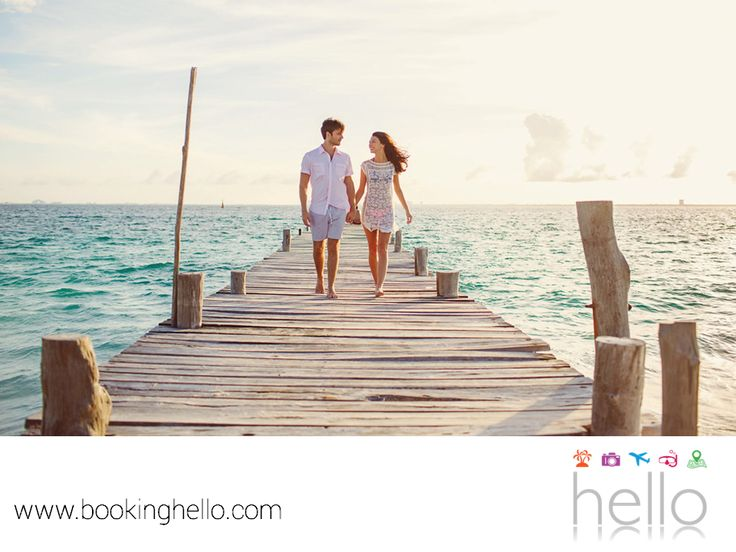 VIAJES DE LUNA DE MIEL. ¿Te gustaría sorprender a tu pareja con una luna de miel en el Caribe mexicano? Cancún es una de las ciudades más reconocidas a nivel mundial por tener playas hermosas y los mejores lugares con paisajes naturales, para contemplarlos en recorridos inolvidables. En Booking Hello te damos las mejores opciones y tarifas con todo incluido, para que complementen su luna de miel hospedándose en los resorts Catalonia y disfruten del trato que merecen. www.bookinghello.com…