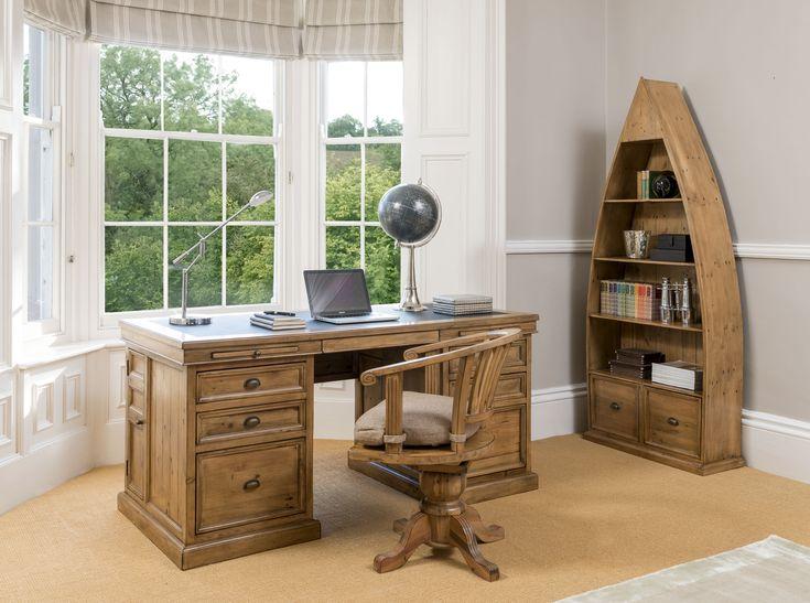 Baker Study Desk