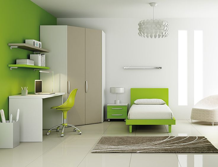 82 best Arredamento VERDE images on Pinterest   Green, Compact and ...