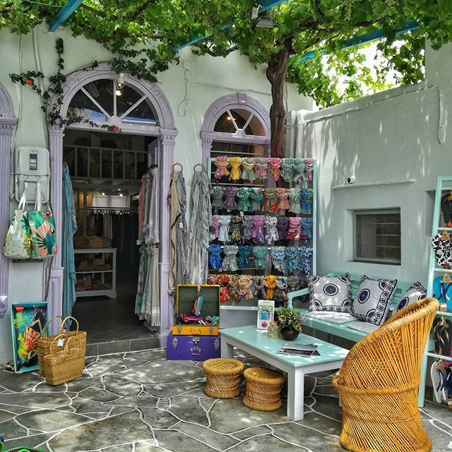 Sifnos island, Greece Coloring life Good morning and happy new week!!!