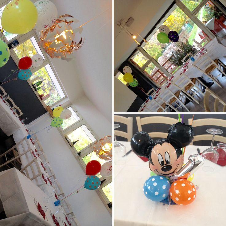 Oltre 20 migliori idee su palloncini di topolino su - Immagine con palloncini ...