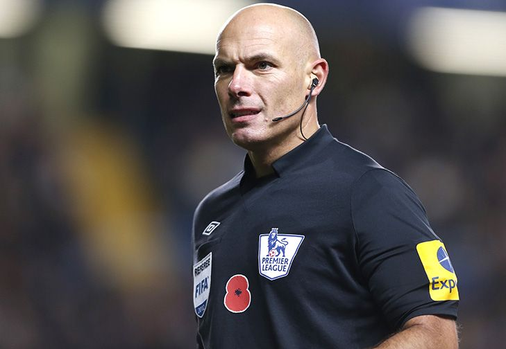 Howard Webb To Take Over At Old Trafford - The Potato