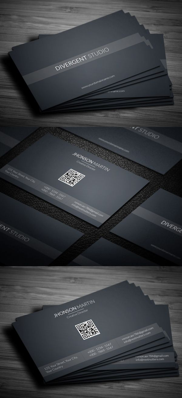 496 best Business cards design images on Pinterest | Business card ...