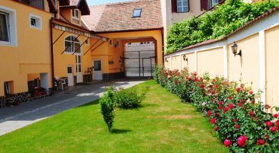 Pension Artemis Bucurandu-se de o locatie intr-o zona rezidentiala din Sibiu, la 20 de metri de o statie de autobuz, Pensiunea Artemis ofera 2 bucatarii comune mari si utilate complet, o curte cu o terasa acoperita si facilitati de gratar, precum si acces Wi-Fi gratuit in intreaga cladire. Toate camerele sunt dotate cu o zona de relaxare si cu televizor. Baia privata este dotata cu dus sau cada si fiecare beneficiaza de uscator de par si articole de toaleta gratuite. Pensiunea Artemis este…