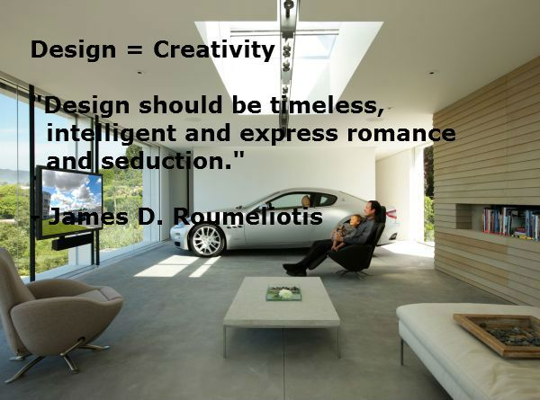 Design = Creativity