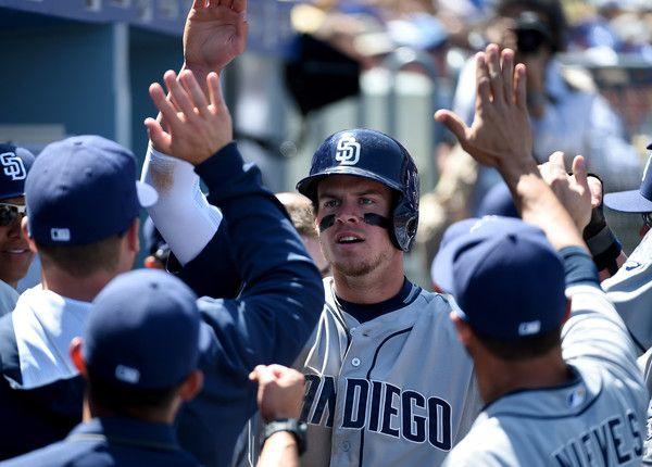 Wil Myers Photos - San Diego Padres v Los Angeles Dodgers - Zimbio