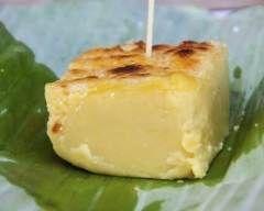 Flan à la banane | Cuisine AZ