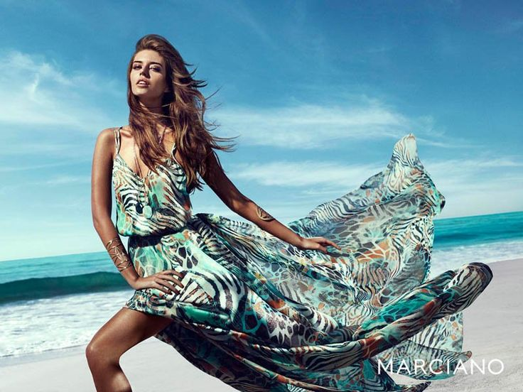 guess marciano spring 2014 campaign9 Clara Alonso & Heather Depriest Front Guess by Marciano Spring 2014 Ads by Hunter & Gatti