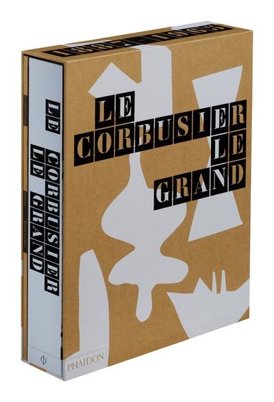 le corbusier book: le grand