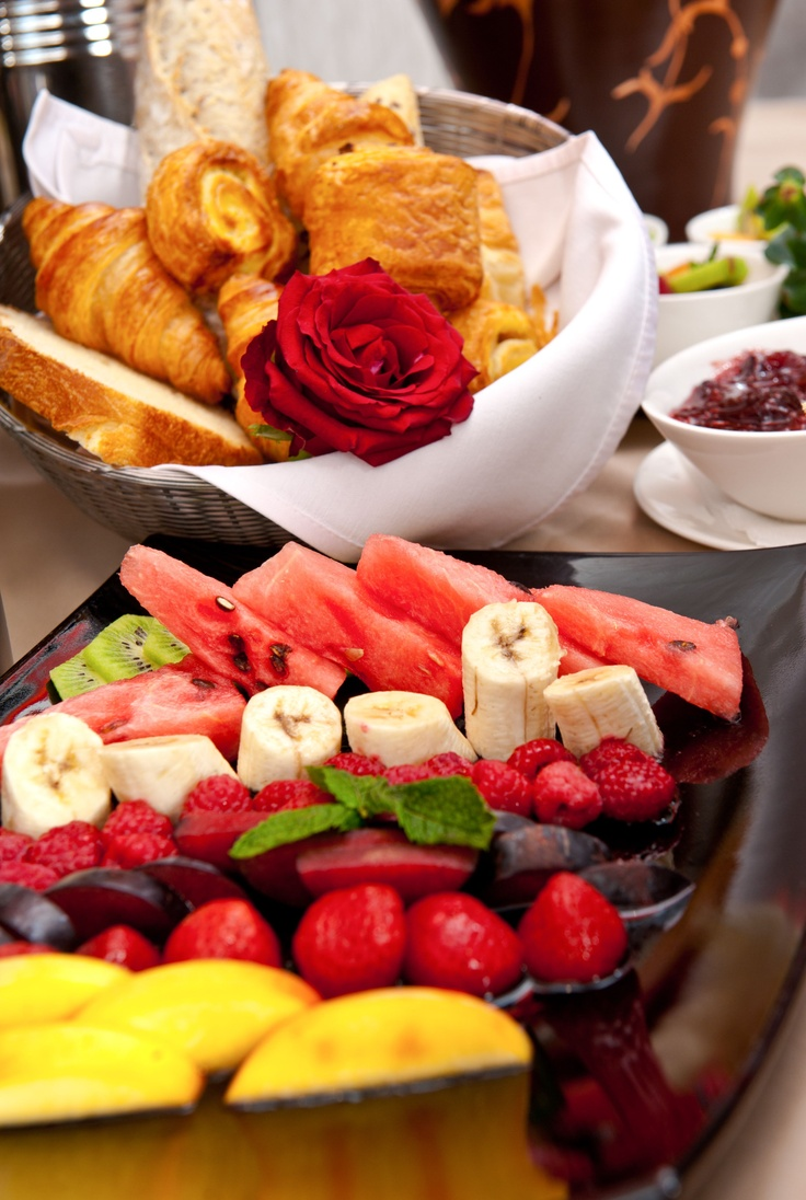 Good morning! Energy boost for #breakfast at Bistro Epoque