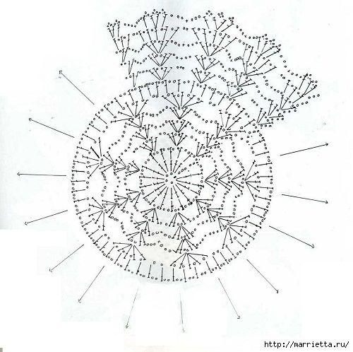 17 best ideas about crochet doily patterns on pinterest