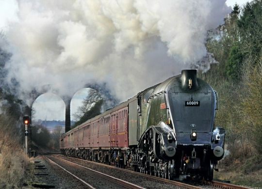 """UK Steam - A4 Pacific """"Union of South Africa"""""""