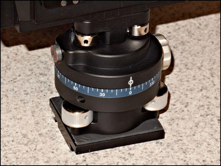 CamboワイドRS /ロッド。 40mm TS