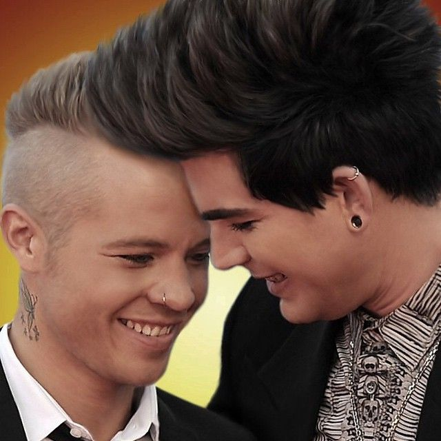 Adam and Sauli…another gorgeous pic. | Adam Lambert | Pinterest | Ps
