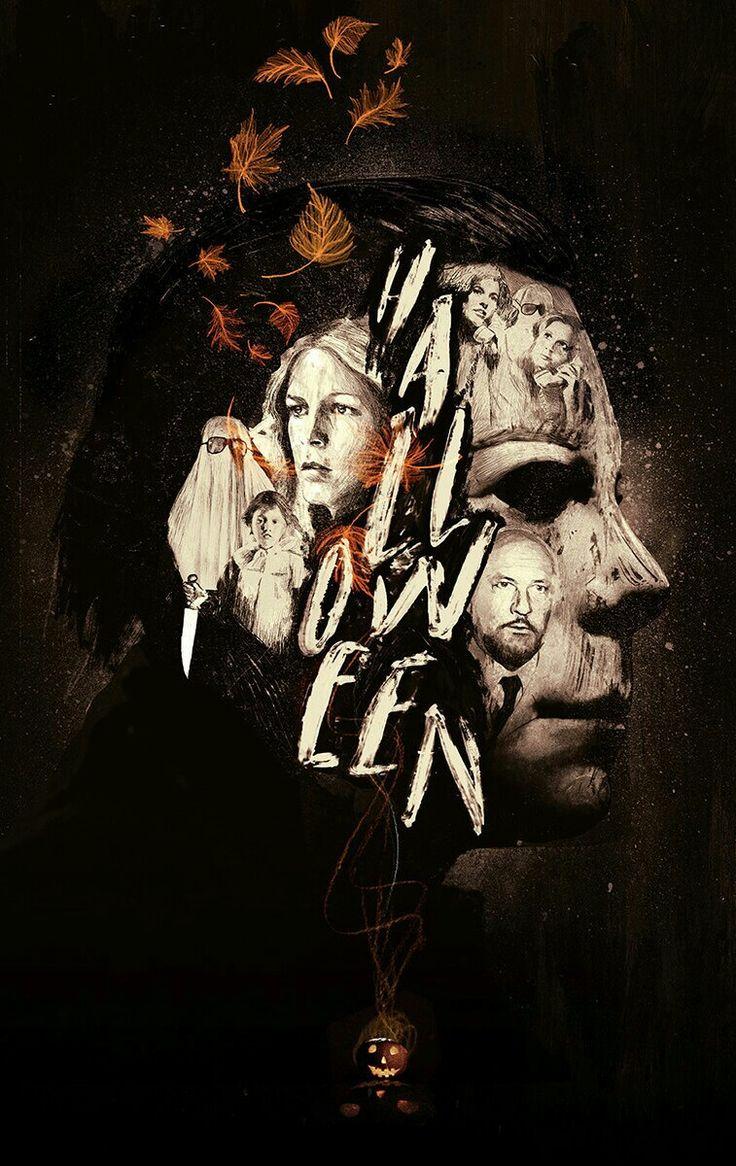 HALLOWEEN Halloween film, Horror movie art, Scary movies