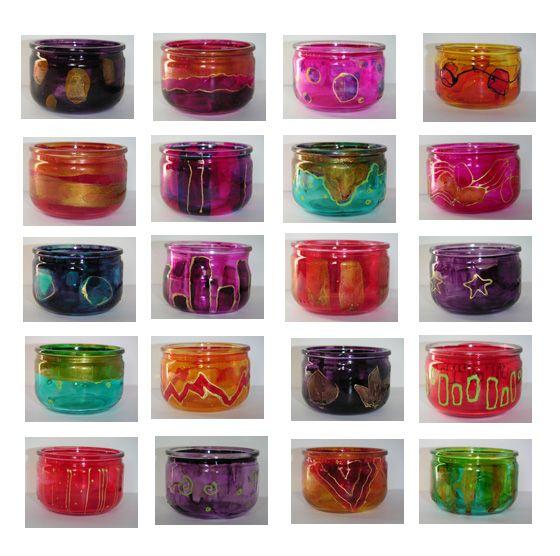 Tulipas de cristal - Ideas para reciclar | Recicla Inventa