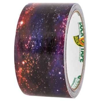 Galaxy Duck Brand Patterned Duct Tape