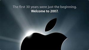 「はじめの30年は、始まりに過ぎない。ようこそ、2007年へ」