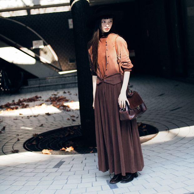 ドロップスナップ!萬波ユカ, モデル (Donna Models) | droptokyo