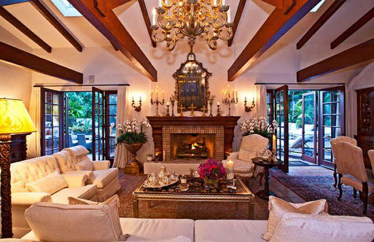 17 Decorative Hacienda Home Interiors