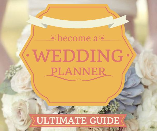 Learn how to become a wedding planner and to have a careeer in wedding planning. Bridal consultant tips. Wedding planner course and certification