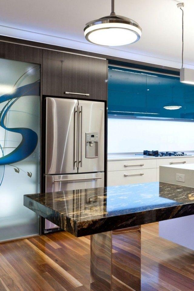 Beautiful Kitchen Design HD Wallpaper