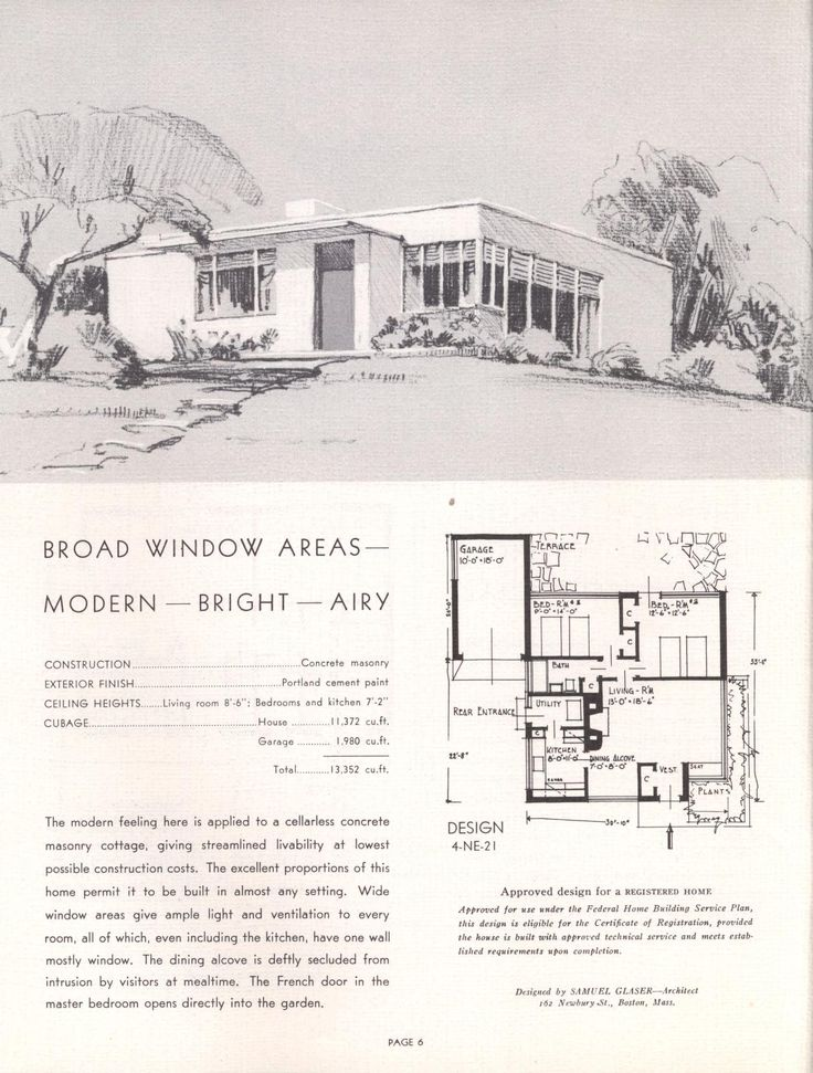 64 best u shaped plans images on pinterest floor plans house 28 concrete homes malvernweather Image collections