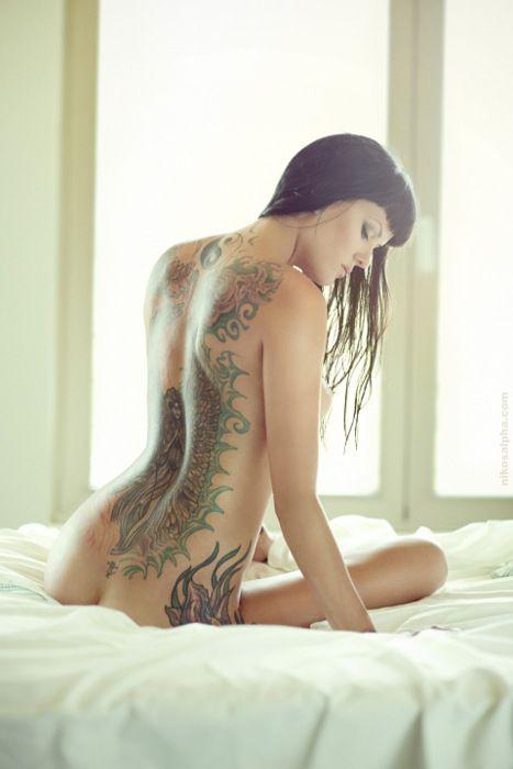 sexy tats tattoos ink inked girl woman tatts tattoo