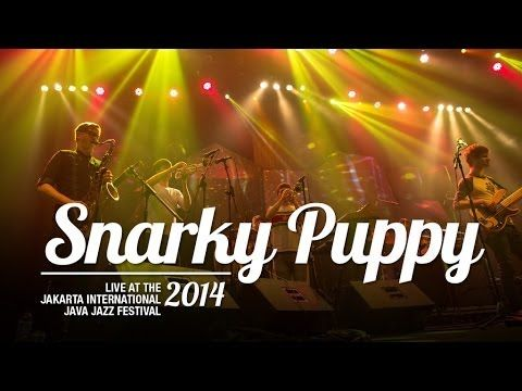 Snarky Puppy Live at Java Jazz Festival 2014  **Like**Pin**Share** ♥ FoLL0W mE @ #BankMusisi  ♥ www.bankmusisi.com