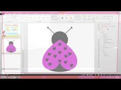 ▶ How to Make Cute and Colorful Clip Art in PowerPoint - YouTube