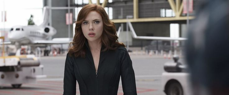Captain America: Civil War : Photo Scarlett Johansson