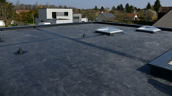 Epdm Roofing System Explained In 2020 Epdm Roofing Commercial Roofing Systems Roofing