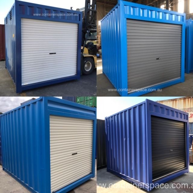 Shipping Containers For Sale In Melbourne Containerspace Containers For Sale Shipping Containers For Sale Roller Doors
