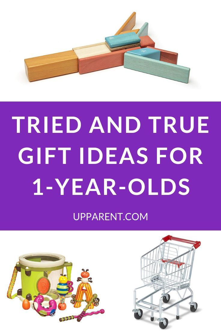 The Best Gift Ideas For 1 Year Olds According To Parents Christmas Presents