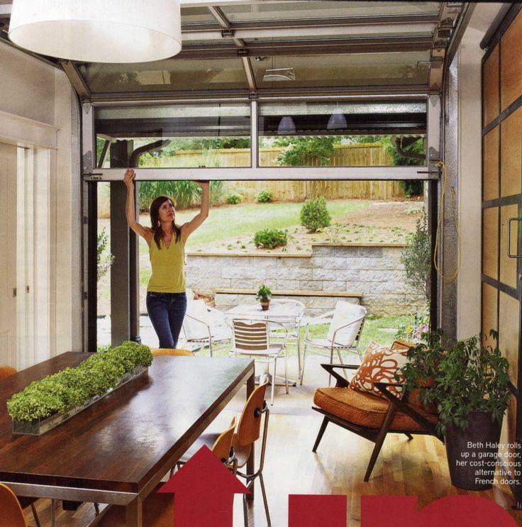 French Glass Garage Doors 22 best chi - full view garage doors (glass doors) images on