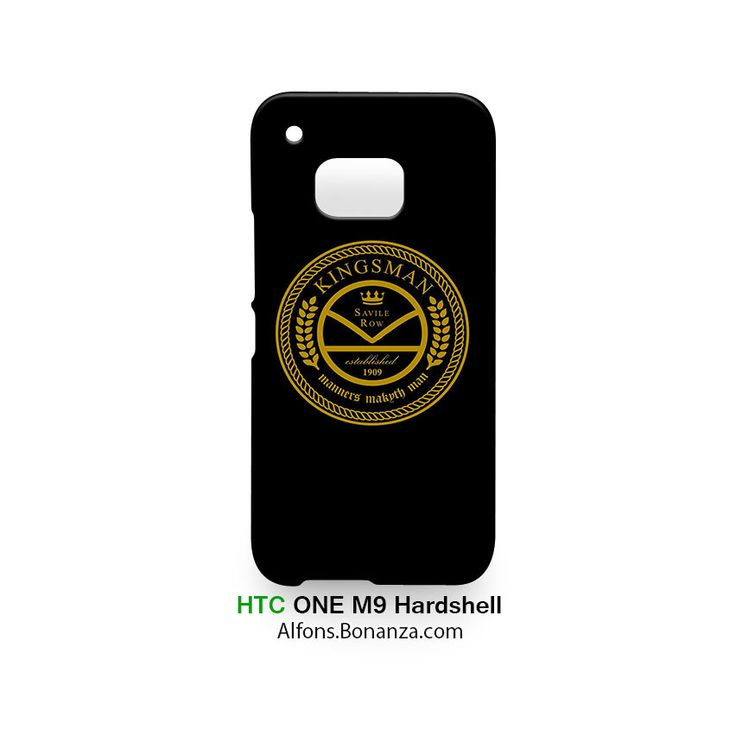 Kingsman The Tailors Logo HTC One M9 Hardshell Case