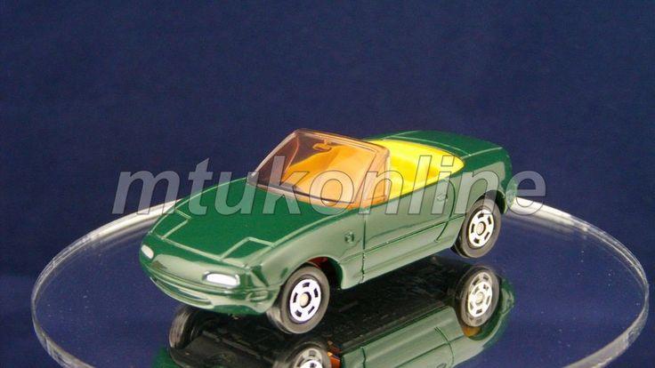 TOMICA 111 EUNOS ROADSTER MAZDA MX5 | 1/57 | CHINA | 111B-12 | 1999 ST BOX