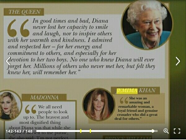 About Diana