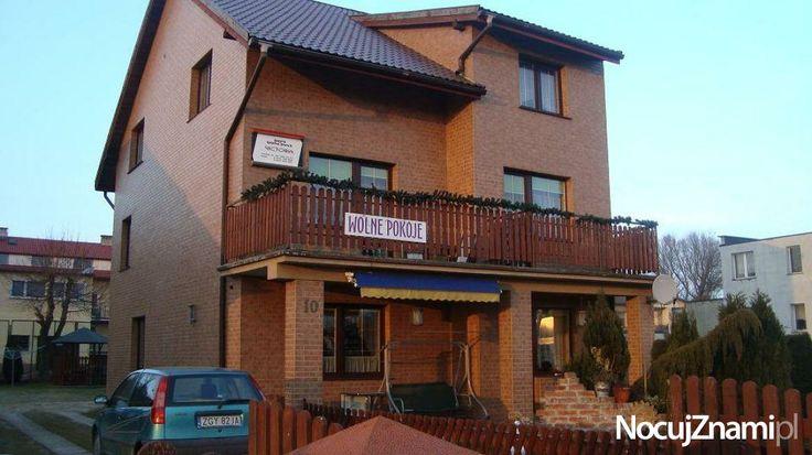 DOM GOŚCINNY VICTORIA - NocujZnami.pl || Noclegi nad morzem ||  #apartamenty #morze #apartments #polska #poland || http://nocujznami.pl/noclegi/region/morze